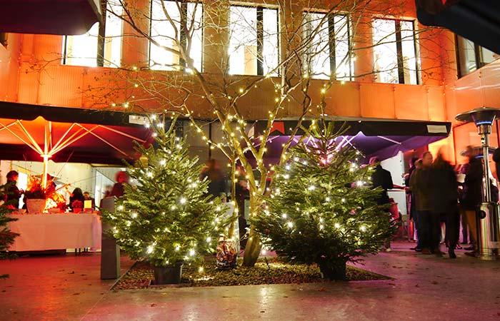 Weihnachtsfeier Berlin Mitte.Weihnachtsfeier Catering Das Exklusive Buffet